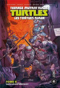 Les Tortues Ninja - Tmnt ; Integrale Vol.1 ; T.1 A T.4 ; Nouveau Depart