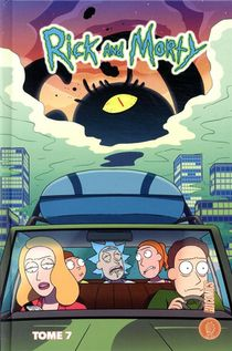Rick And Morty T.7