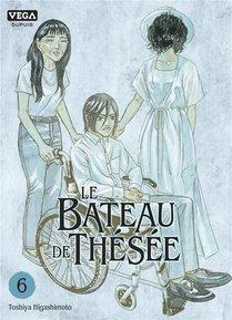 Le Bateau De Thesee T.6