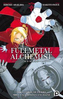 Fullmetal Alchemist ; Coffret Vol.1 ; T.1 Et T.2