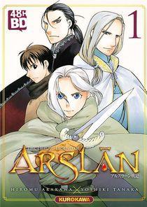 The Heroic Legend Of Arslan T.1