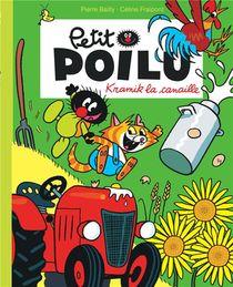 Petit Poilu Poche - Tome 7 - Kramik La Canaille (reedition)