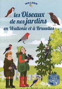 Les Oiseaux Des Jardins De Wallonie Et Bruxelles