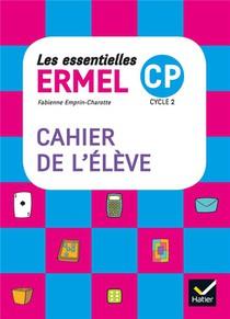Les Essentielles Ermel ; Mathematiques ; Cp ; Cahier De L'eleve (edition 2017)