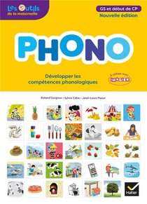Phono ; Gs ; Guide Pedagogique (edition 2018)