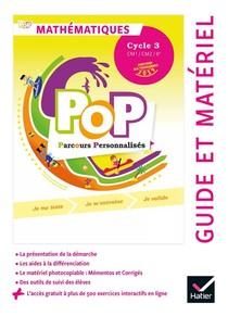 Mathematiques ; Cycle 3 ; Guide Et Materiel (edition 2019)
