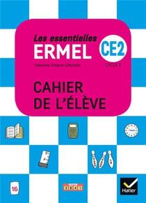 Les Essentielles Ermel ; Maths ; Ce2 ; Cahier De L'eleve (edition 2019)