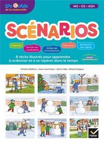 Les Outils De La Maternelle ; Scenarios ; Francais ; Ms, Gs ; Guide Pedagogique (edition 2020)