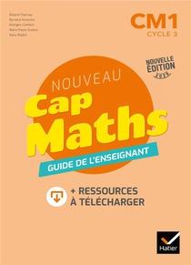 Cap Maths ; Cm1 ; Guide Pedagogique + Ressources A Telecharger (edition 2020)