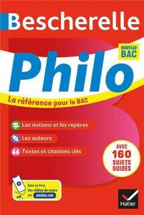 Bescherelle ; Philosophie ; Terminale (edition 2020/2021)