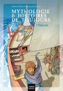 Mythologie & Histoires De Toujours T.6 ; L'odyssee