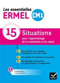 Les Essentielles Ermel - Maths Cm1 Ed. 2021 - Guide + Ressources Telechargeables