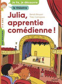 Julia, Apprentie Comedienne