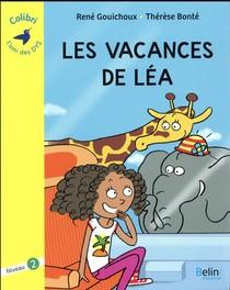 Les Vacances De Lea ; Niveau 2