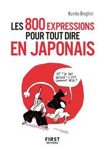 800 Expressions Pour Tout Dire En Japonais