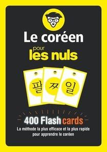 Flashcards Le Coreen Pour Les Nuls