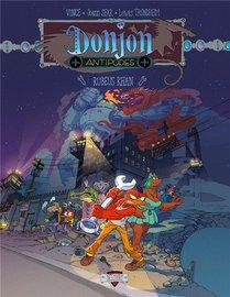 Donjon ; Antipodes ; -10000 ; Rubeus Khan