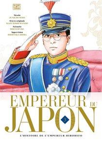 Empereur Du Japon T.3 ; L'histoire De L'empereur Hirohito
