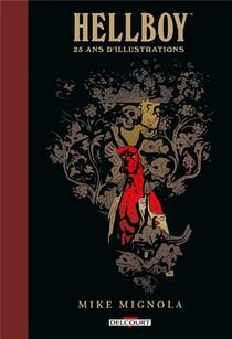 Hellboy ; 25 Ans D'illustrations