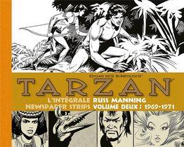 Tarzan - Newspaper Strips ; Integrale Vol.2 ; 1969-1971