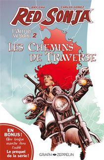 Red Sonja - L'autre Monde ; Integrale Vol.2 ; T.7 A T.11 ; Les Chemins De Traverse