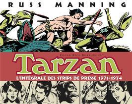 Tarzan - Newspaper Strips ; Integrale Vol.3 ; 1971-1974