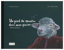 Bestiaire Mycologique ; Un Pied De Mouton Dans Mon Jardin