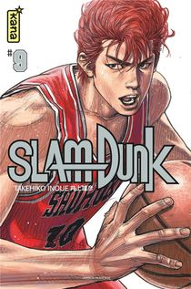 Slam Dunk - Star Edition T.9