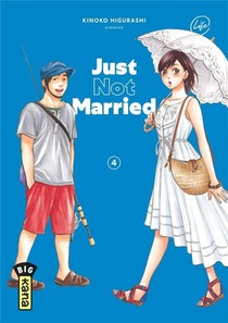 Just Not Married T.4