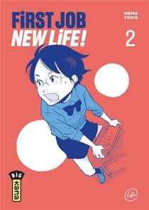 First Job, New Life T.2