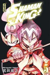 Shaman King - Star Edition T.5