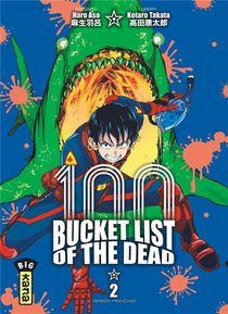 Bucket List Of The Dead T.2