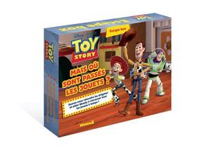 Toy Story ; Escape Box : Mais Ou Sont Passes Les Jouets ?