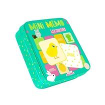 Mon P'tit Hemma ; Mini Memo ; Les Couleurs