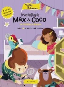 Les Enquetes De Max Et Coco ; Le Hamster A Disparu