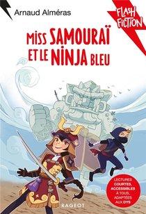 Miss Samourai Et Le Ninja Bleu