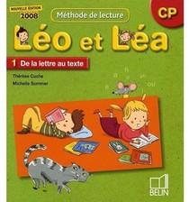 Leo Et Lea ; Methode De Lecture ; Cp