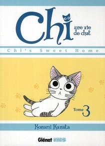Chi ; Une Vie De Chat T.3