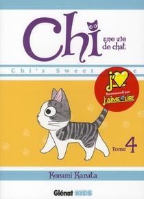 Chi ; Une Vie De Chat T.4