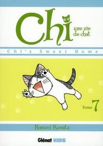 Chi ; Une Vie De Chat T.7