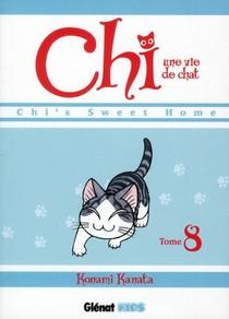 Chi ; Une Vie De Chat T.8