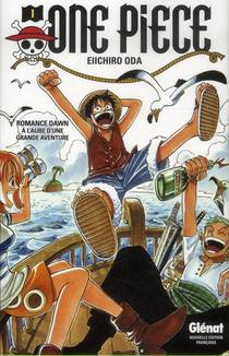One Piece - Edition Originale T.1 ; Romance Dawn, A L'aube D'une Grande Aventure