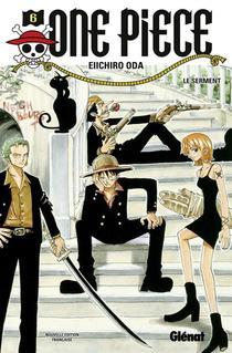 One Piece - Edition Originale T.6 ; Le Serment