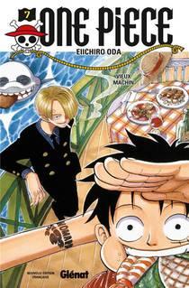 One Piece - Edition Originale T.7 ; Vieux Machin