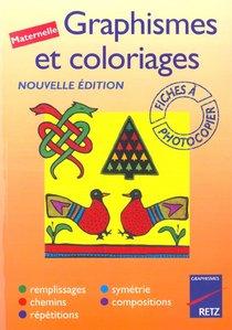 Graphisme Et Coloriage ; Maternelle ; Fiches A Photocopier