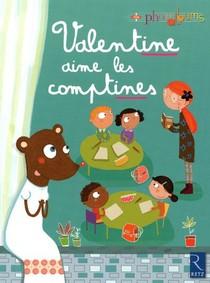 Valentine Aime Les Comptines ; Gs