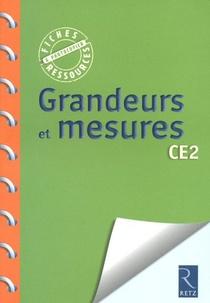Mathematiques ; Grandeurs Et Mesure ; Ce2 ; Fiches Pedagogiques