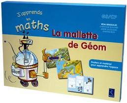 J'apprends Les Maths ; Gs, Cp ; La Mallette De Geom
