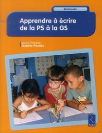Apprendre A Ecrire De La Ps A La Gs