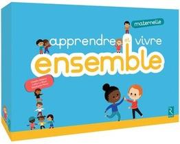 Apprendre Et Vivre Ensemble ; Maternelle